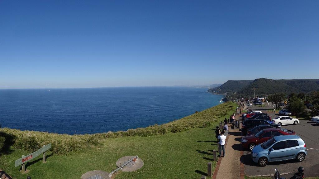 Bald Hill Lookout at Stanwell Park