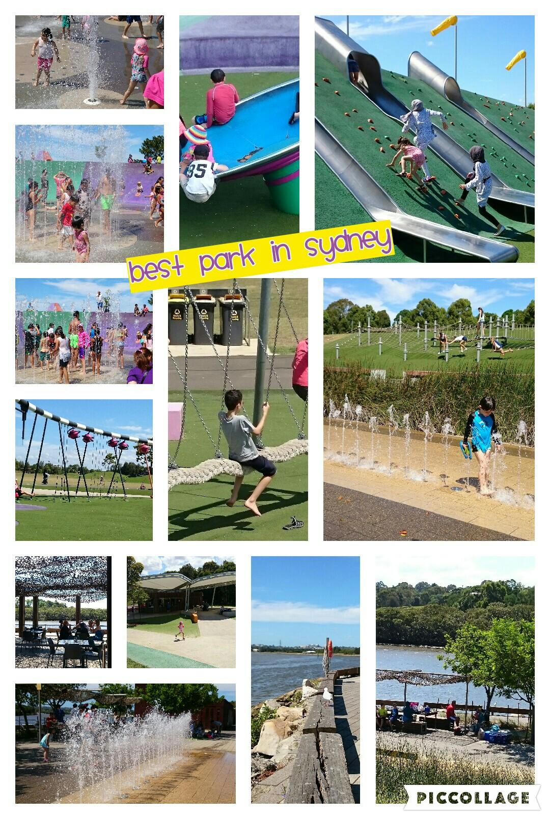 Blaxland Riverside Park Sydneys No1 Adventure Playground