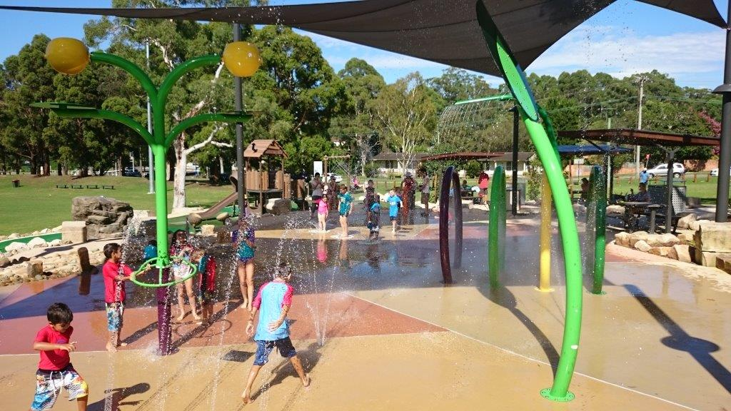Phillip Ruddock Water Playground