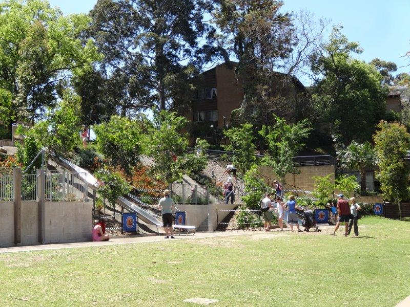 Parramatta Riverside Park