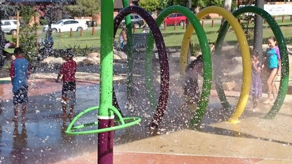 Phillip Ruddock Water Playground