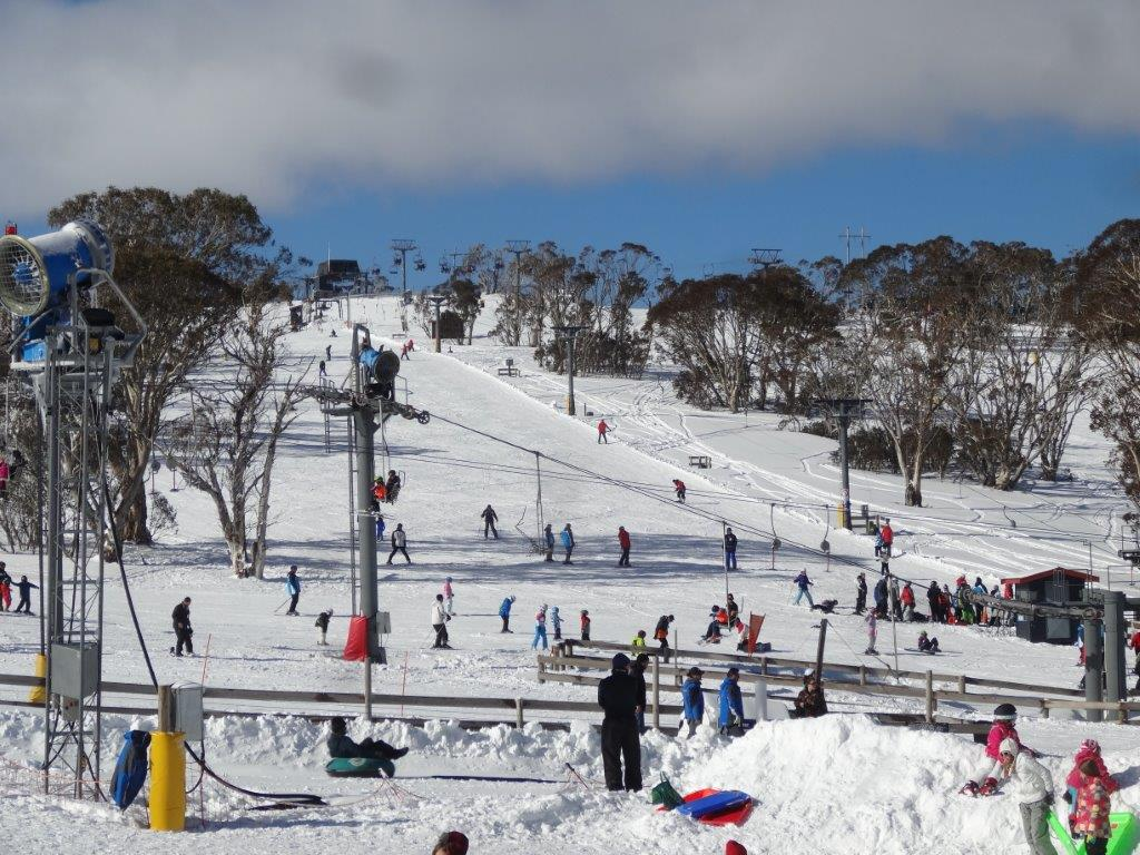 Mount Selwyn Ski Resort