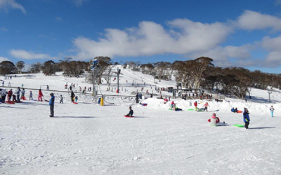 Mt Selwyn – Perfect Ski Resort for Young Families