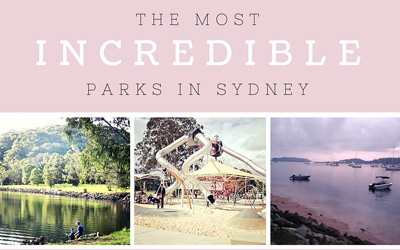 Best playgrounds in Sydney that will make you want to come again