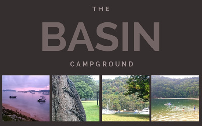 The Basin Campground – one of Sydney's most popular beach camping spots