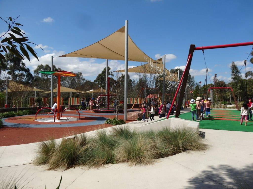 Livvi's Play Area Yamble Reserve