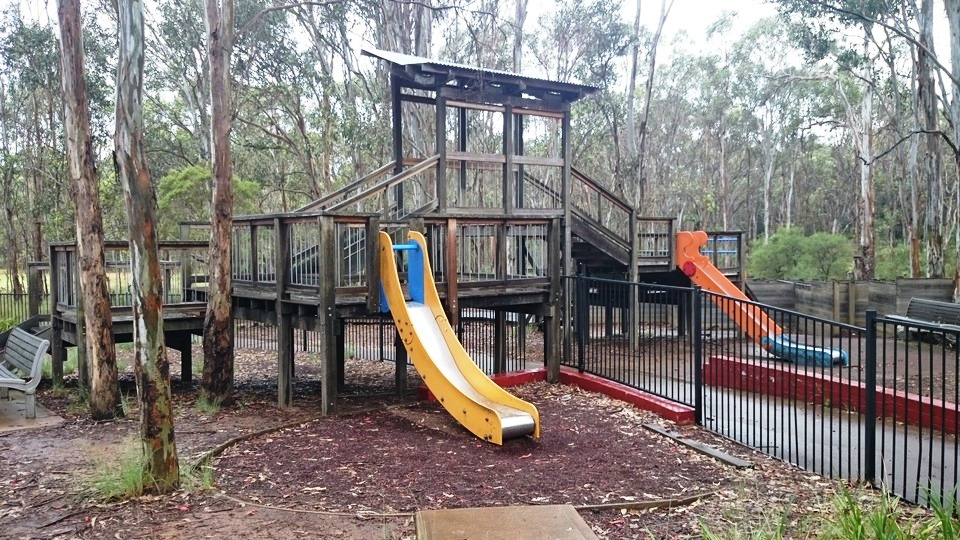 Rouse Hill Regional Park Playground