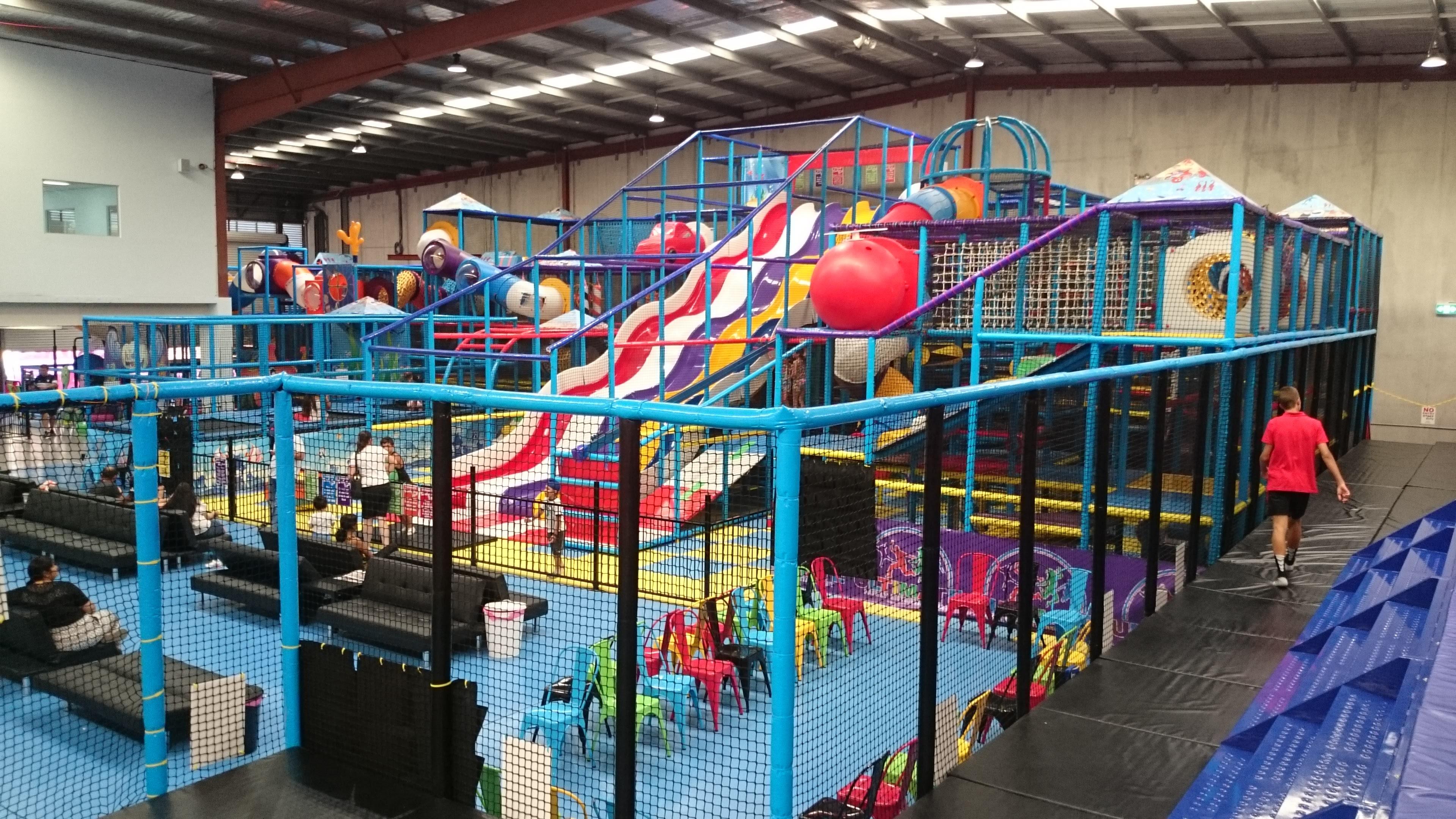 Ultimate Indoor Playground Northmead