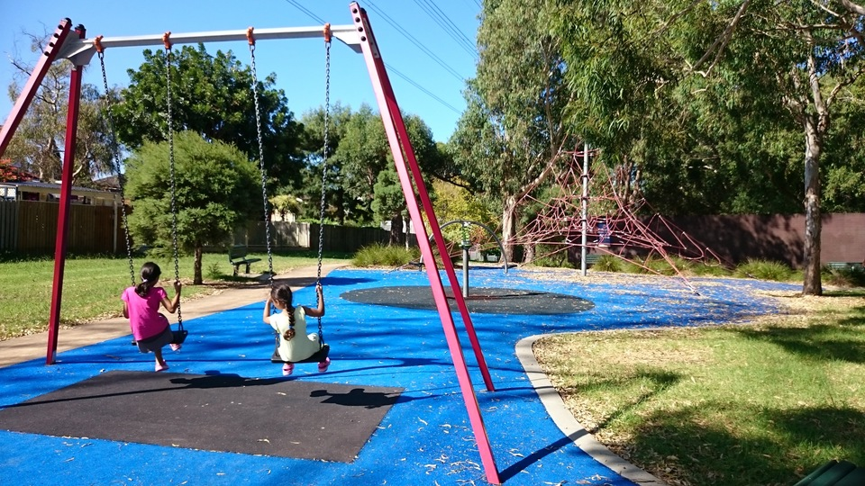 playground for older kids
