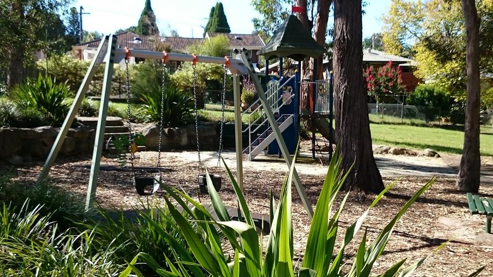 preschooler's playground