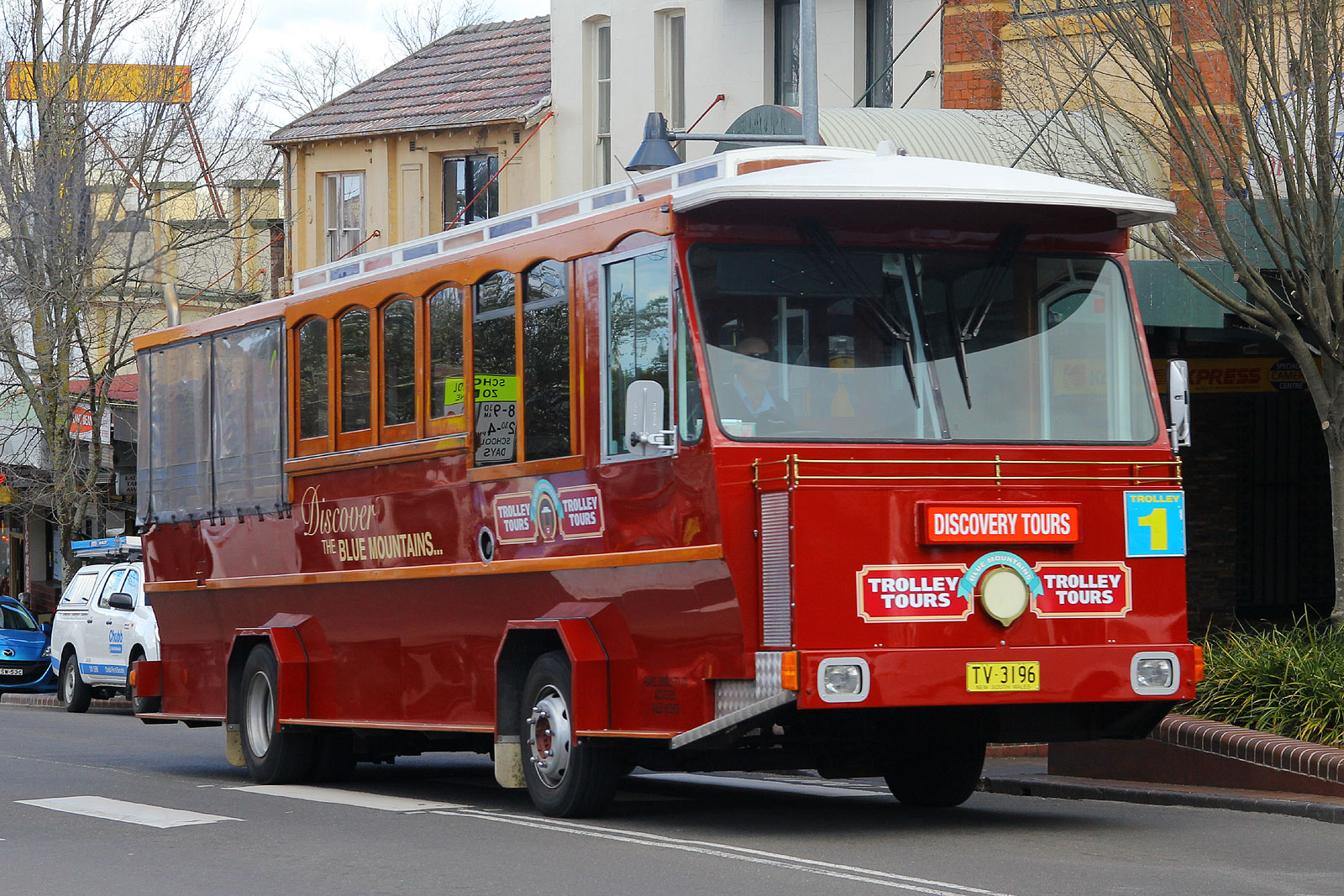 Trolley Tours Katoomba Blue Mountains