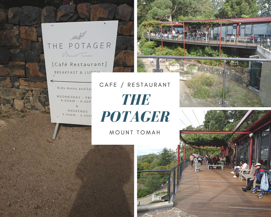 Cafe/Restaurant with gorgeous views of Blue Mountains