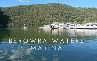Berowra Waters Marina, Sydney's hidden waterfront destination at Hawkesbury