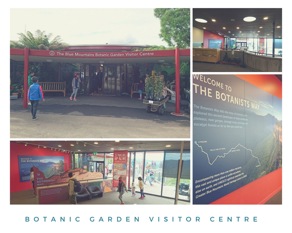 The Blue Mountains Botanic Garden Visitor Centre