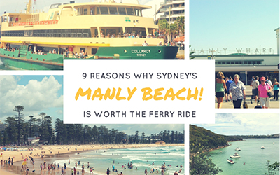 9 reasons why Sydney's Manly Beach is worth the Ferry Ride