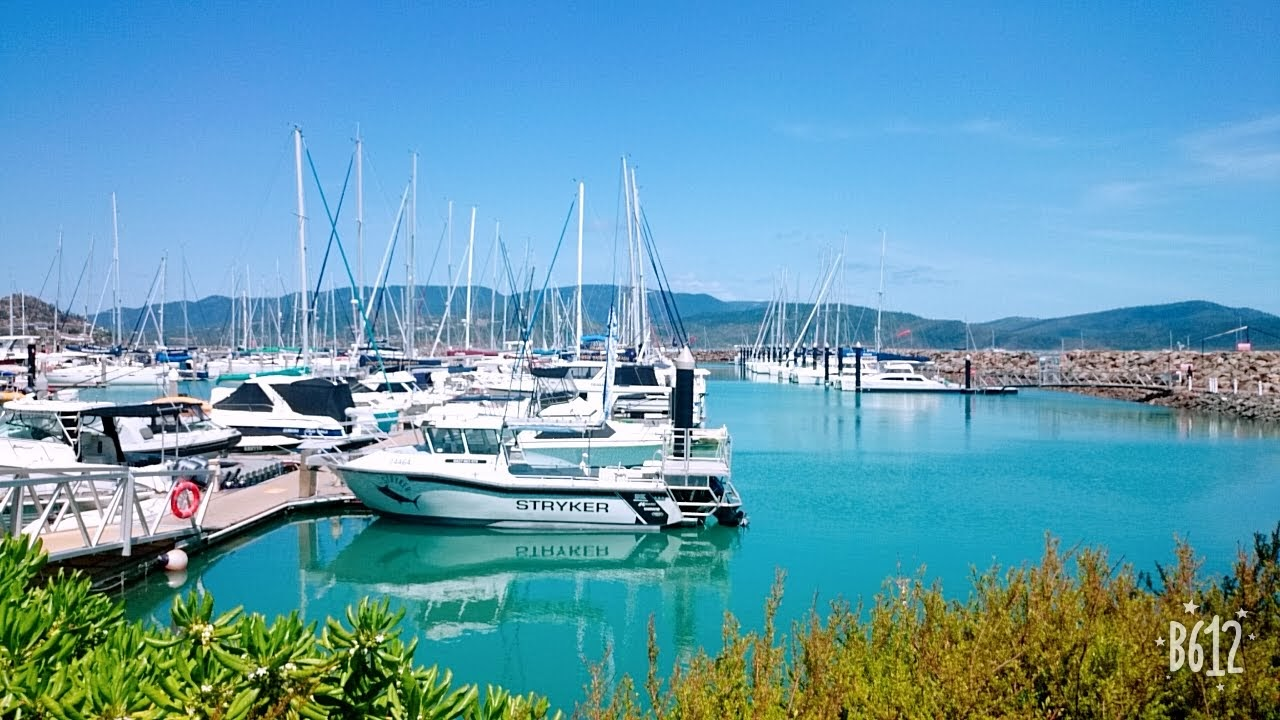 Abell Point Marina at Airlie Beach